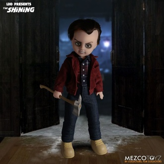 Figura (lutka) The Shining - Living Dead Dolls Doll - Jack Torrance, LIVING DEAD DOLLS