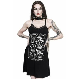 Ženska obleka KILLSTAR - Shrooms Strappy, KILLSTAR