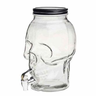 Vrč za pijačo ALCHEMY GOTHIC - Skull, ALCHEMY GOTHIC