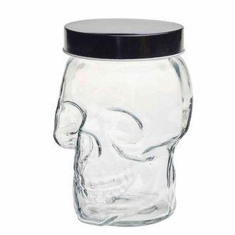 Dekoracija (kozarec) ALCHEMY GOTHIC - Skull, ALCHEMY GOTHIC