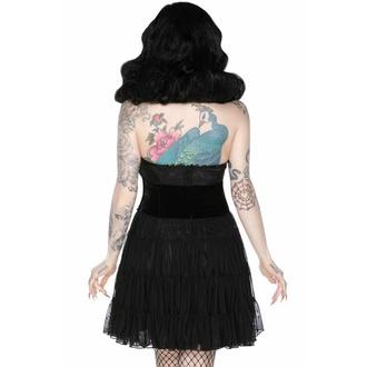 Ženska obleka KILLSTAR - Skye Scraper Burlesque, KILLSTAR