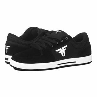 MoškI čevlji FALLEN - Patriot - Črna / Bela, FALLEN