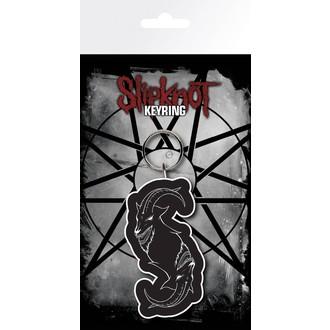 Obesek za ključe SLIPKNOT - GB posters, GB posters, Slipknot