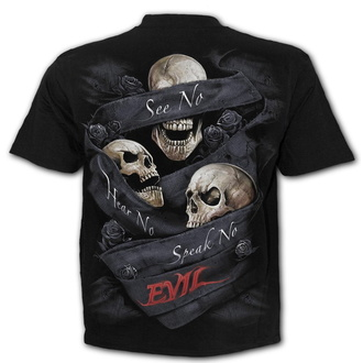 Moška majica - SEE NO EVIL - SPIRAL, SPIRAL