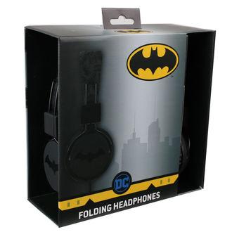 Slušalke Batman - Black Logo