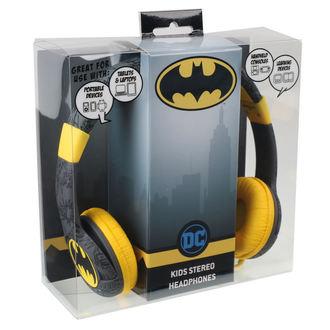 Slušalke otroci Batman - Bat Signal