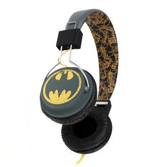 Slušalke Batman - Vintage Logo