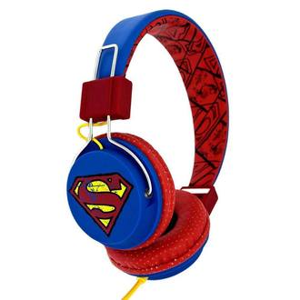 Slušalke Superman - Vintage Logo