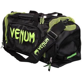 Športna torba VENUM - Trainer Lite Sport - Črno / Neo Rumena, VENUM