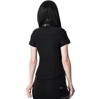 Ženska srajca KILLSTAR - Squadron - BLACK, KILLSTAR