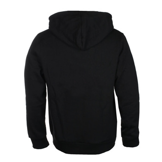 Moški hoodie FOO FIGHTERS - RED CIRCULAR LOGO - ČRNA - GOT TO HAVE IT, GOT TO HAVE IT, Foo Fighters