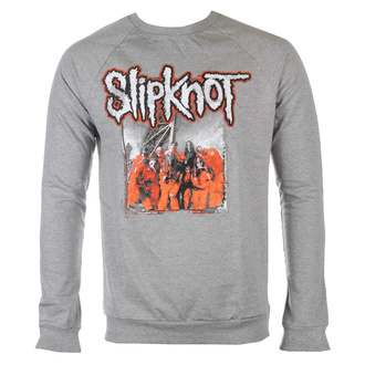 Unisex majica z dolgimi rokavi Slipknot - Self-Titled - SIVA - ROCK OFF, ROCK OFF, Slipknot