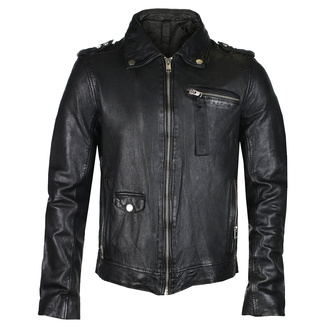 Moška jakna (metal jakna) G2BGIllon SF LACAV - črna, NNM