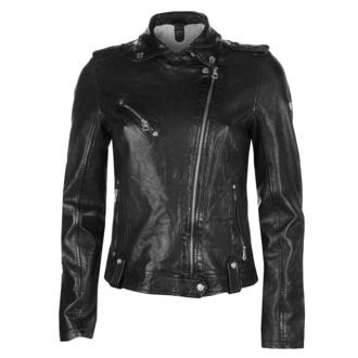 Ženska (bajkerska) jakna Famos LAOSV - črna, NNM