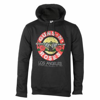 Moški hoodie pulover Guns N' Roses - VINTAGE BULLET - AMPLIFIED, AMPLIFIED, Guns N' Roses