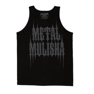 Moški Top METAL MULISHA - STAMP BLK, METAL MULISHA