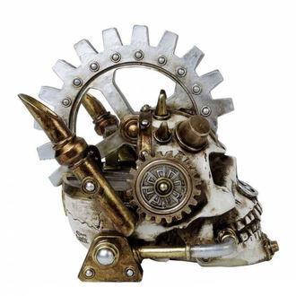 Dekoracija ALCHEMY GOTHIC - Steamhead Skull, ALCHEMY GOTHIC