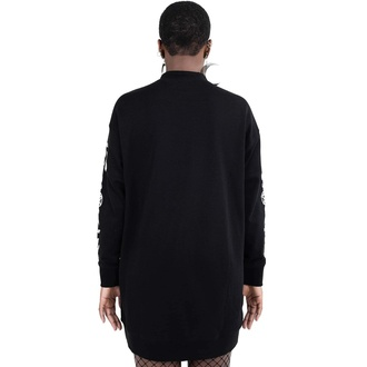 Ženska majica (obleka) KILLSTAR - Survival Kit Sweater - Črna, KILLSTAR
