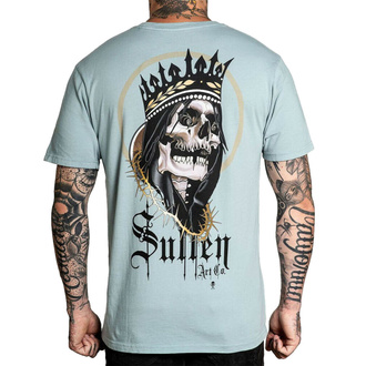 Moška majica SULLEN - SCHULTE KING - SIVA, SULLEN