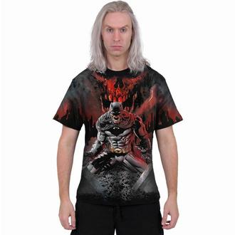 Moška majica SPIRAL - Batman - AZIL WRAP - Črna, SPIRAL, Batman