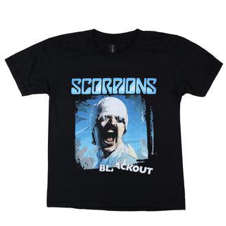 Otroška metal majica Scorpions - Blackout - LOW FREQUENCY, LOW FREQUENCY, Scorpions