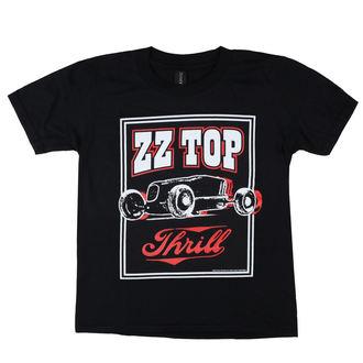 Otroška metal majica ZZ-Top - Thrill Kids - LOW FREQUENCY, LOW FREQUENCY, ZZ-Top