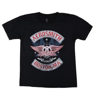 Otroška metal majica Aerosmith - Boston Pride - LOW FREQUENCY, LOW FREQUENCY, Aerosmith