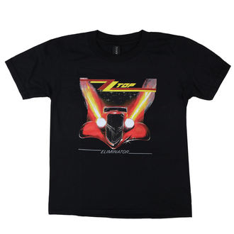 Otroška metal majica ZZ-Top - Eliminator - LOW FREQUENCY, LOW FREQUENCY, ZZ-Top