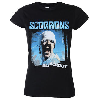 Ženska metal majica Scorpions - Blackout - LOW FREQUENCY, LOW FREQUENCY, Scorpions