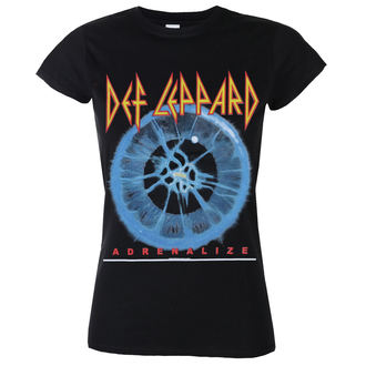 Ženska metal majica Def Leppard - Adrenalize - LOW FREQUENCY, LOW FREQUENCY, Def Leppard