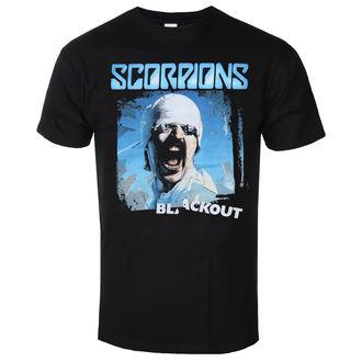 Moška metal majica Scorpions - Blackout - LOW FREQUENCY, LOW FREQUENCY, Scorpions
