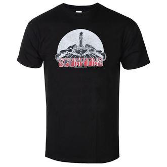 Moška metal majica Scorpions - Logo - LOW FREQUENCY, LOW FREQUENCY, Scorpions