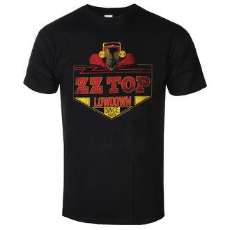 Moška metal majica ZZ-Top - Lowdown - LOW FREQUENCY, LOW FREQUENCY, ZZ-Top