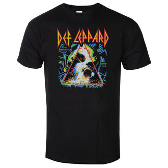 Moška metal majica Def Leppard - Hysteria - LOW FREQUENCY, LOW FREQUENCY, Def Leppard