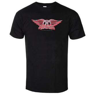 Moška metal majica Aerosmith - Logo - LOW FREQUENCY, LOW FREQUENCY, Aerosmith