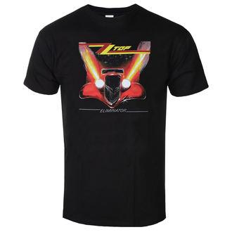 Moška metal majica ZZ-Top - Eliminator - LOW FREQUENCY, LOW FREQUENCY, ZZ-Top