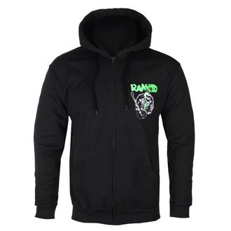 Moški hoodie Rancid - SkeleTim Guitar - Črna - KINGS ROAD, KINGS ROAD, Rancid