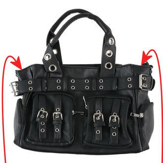 ročna torba (vreča) POIZEN INDUSTRIES - EVE - BLACK - POI265 - ZAŠČITA, POIZEN INDUSTRIES