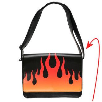 ročna torba IRON FIST - Fire Sign - Črno - IFW05069 - ZAŠČITA, IRON FIST