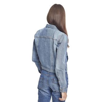 Ženska jakna URBAN CLASSICS - Denim - TB1542, URBAN CLASSICS