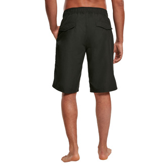 Moške kratke hlače (kopalke) URBAN CLASSICS - črna, URBAN CLASSICS