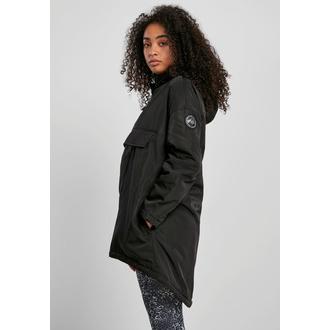 Ženska jakna URBAN CLASSICS - Pull Over Jacket - črna, URBAN CLASSICS