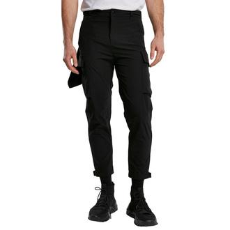 Moške hlače URBAN CLASSICS - Commuter - črna, URBAN CLASSICS