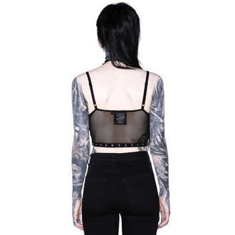 Ženski top KILLSTAR - Terrorizer Fishnet Top, KILLSTAR