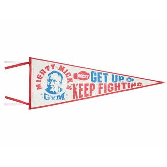 Zastava Rocky - Pennant Mighty Mick's Gym, NNM, Rocky