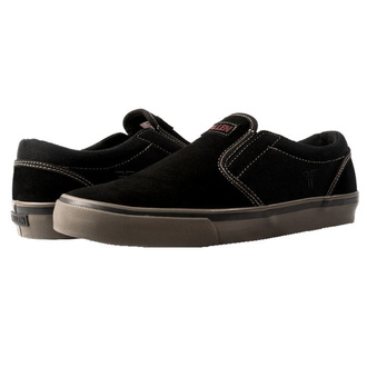 Moški čevlji FALLEN - The Easy - Črna / guma, FALLEN