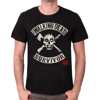 Moška filmska majica The Walking Dead - SURVIVOR - LEGEND, LEGEND, The Walking Dead