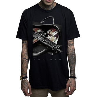 Moška hardcore majica MAFIOSO - Bag Boy - BLK, MAFIOSO