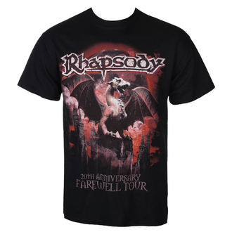 Moška Metal Majica Rhapsody - 20TH ANNIVERSARY - RAZAMATAZ, RAZAMATAZ, Rhapsody