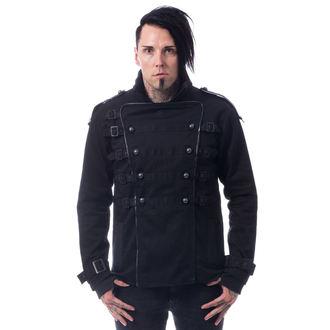 Zimska jakna - TRAX - CHEMICAL BLACK, CHEMICAL BLACK